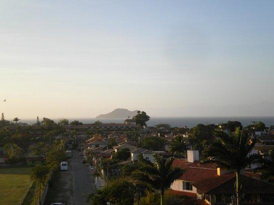 Pousada Aroma Do Mar: Vista desde el Restaurante