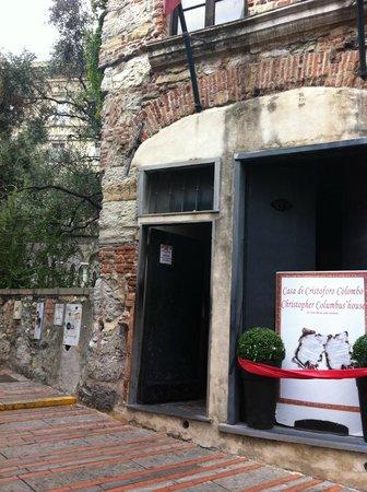 Hotel Nuovo Nord : Casa de Colombo Genova