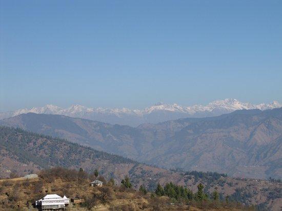 Dwarika Residency Shelapani: View from balcony..