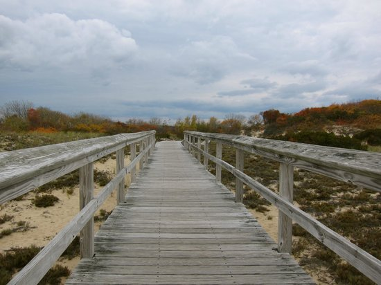 Parker River National Wildlife Refuge: Bridges