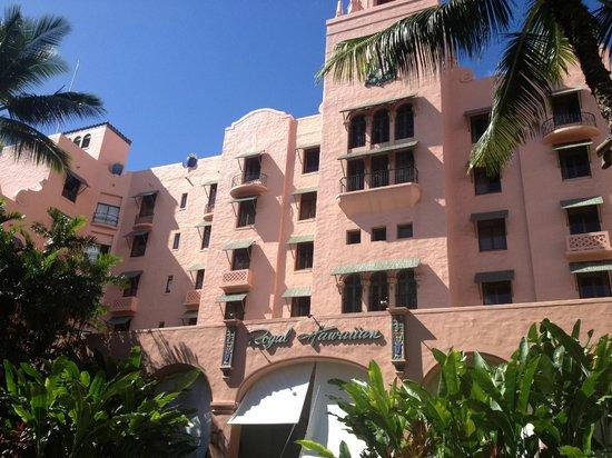 The Royal Hawaiian, a Luxury Collection Resort: The Royal Hawaiian