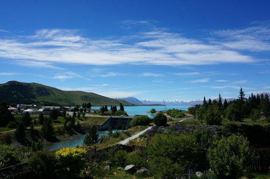 TekapoB2 Lakeview Apartment: stunning view