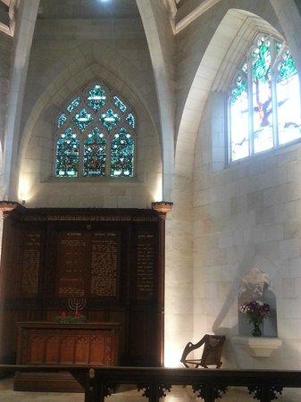 Old City of Jerusalem: old city church