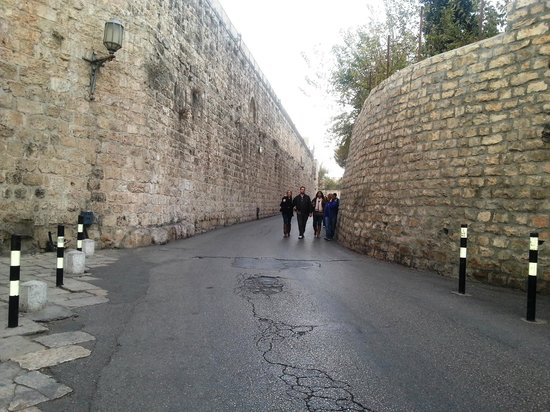 Old City of Jerusalem: old city