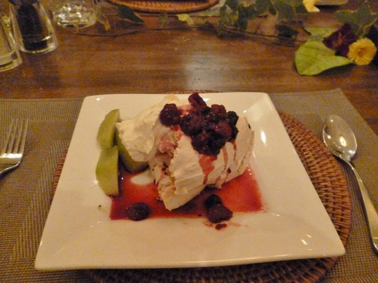 The Villa At Hannam Vale: Dessert