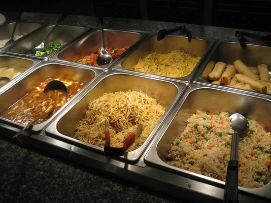 Second Buffet Table Picture Of Bamboo Garden Restaurant Courtenay Tripadvisor