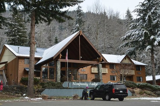 Nisqually Lodge Ashford