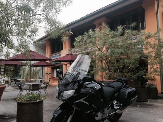Yeng Keng Hotel: Front of yeng keng