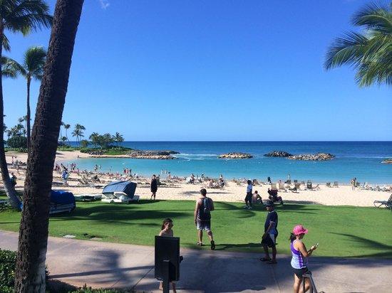 Marriott's Ko Olina Beach Club: The lagoon