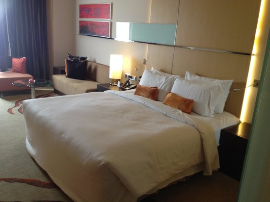 Radisson Blu Hotel Amritsar : Double Bed