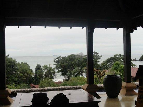 Pimalai Resort and Spa: lobby view