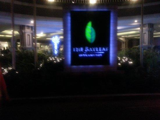 The Bayleaf Intramuros : Gate