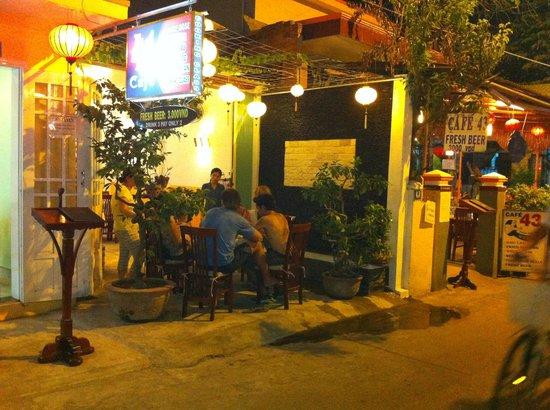 41 Cafe: 1
