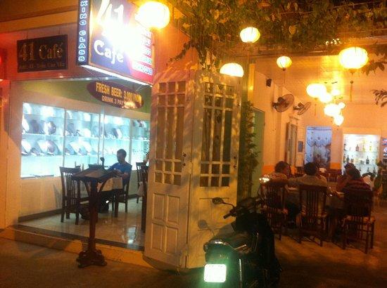 41 Cafe: 2