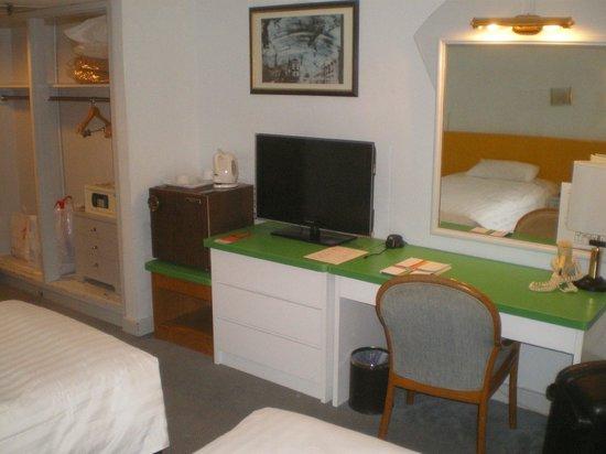 """Silvermine Beach Resort : Doppelzimmer """"Hill View"""""""