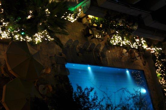 Divani Palace Acropolis : la piscina