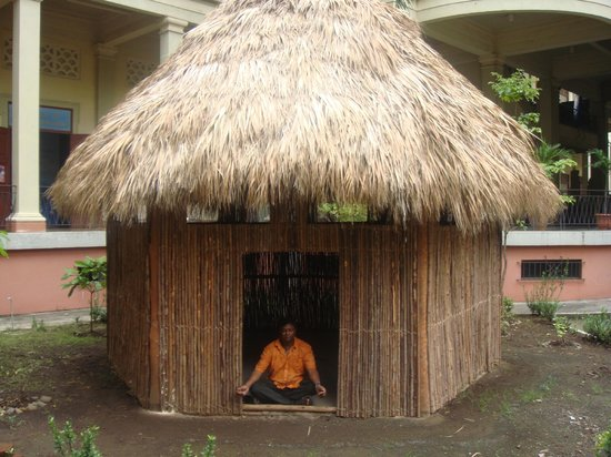 The National Palace of Culture... : Indian Hut