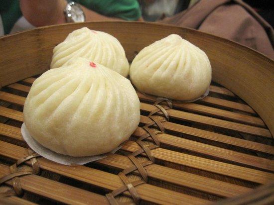 Din Tai Fung (Marina Bay Link Mall): Steamed buns