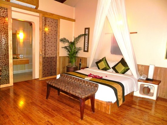 Mia Resort Mui Ne: cama