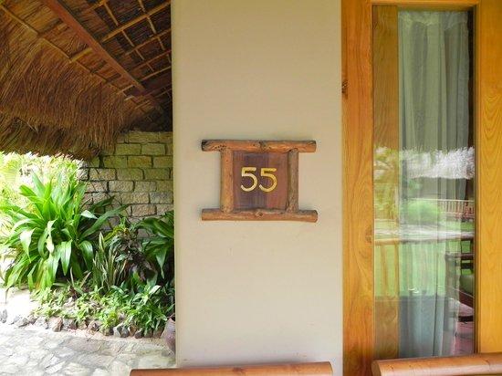 Mia Resort Mui Ne: entrada