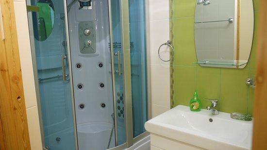 Spitak, Armenia: Bathroom