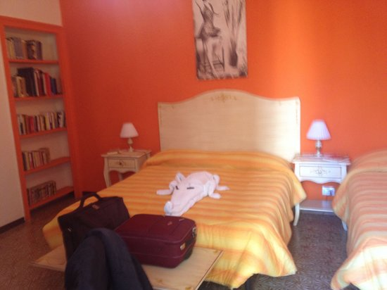 Liberta' Bed And Breakfast : Camera L'indipendente