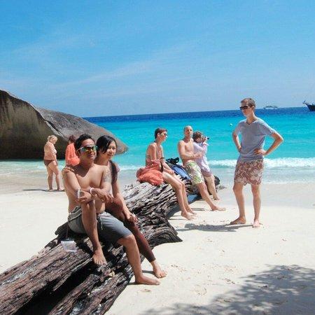Similan Islands : Similan island