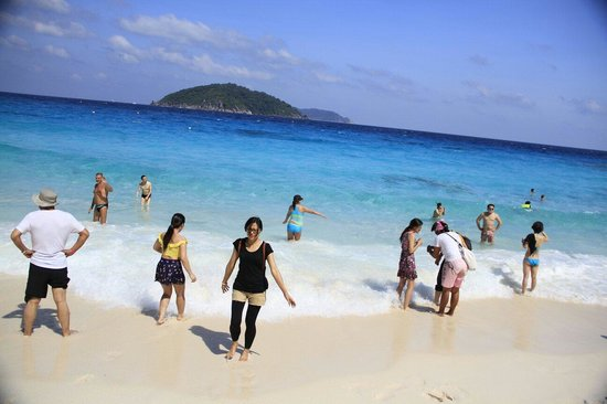 Similan Islands : Fantastis beach