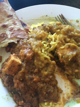 Jai Ho Indian Restaurant: indian takeaway give it a try tasted better the next day