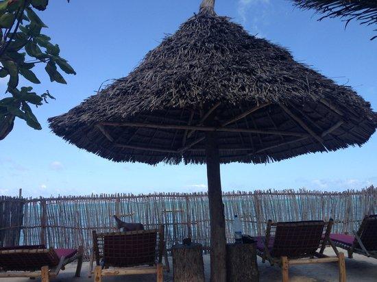 Mamamapambo Boutique Hotel: lounge area