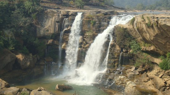 Chhattisgarh, الهند: Amritdhara falls