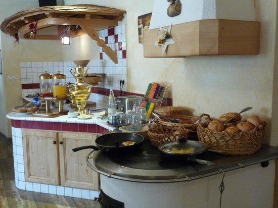 Hotel Andechserhof: Colazione ricchissima