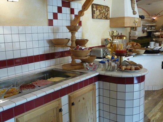 Hotel Andechserhof: Colazione squisita