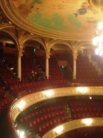 Opera House (Operan): Опера, интерьер