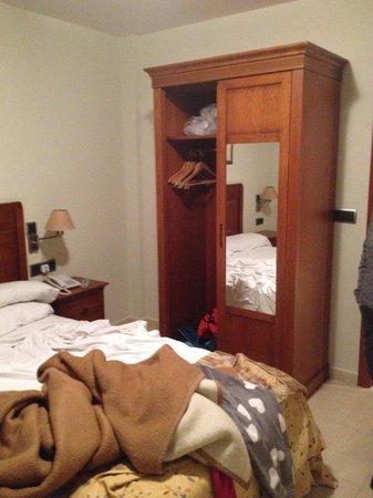 Daniya Denia : Vista de una de las habitaciones (Junior Suite)
