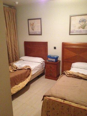 Daniya Denia: Vista de una de las habitaciones (Junior Suite)