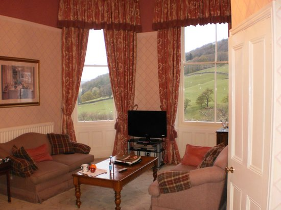 Holbeck Ghyll Country House : Room