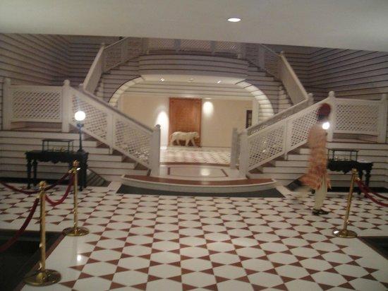 The Oberoi Amarvilas: Lobby