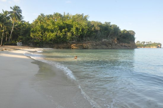 Grand'Anse Department, Haiti: Beach by Dame Marie