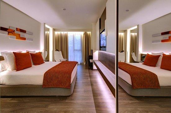Triple Room Picture Of Olivia Balmes Hotel Barcelona