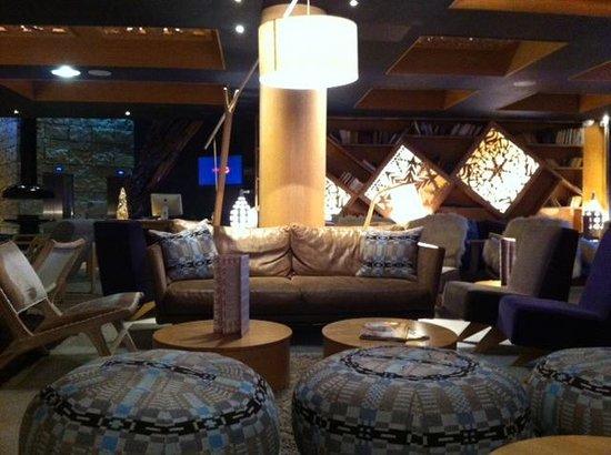 Altapura : Hotel Bar Area