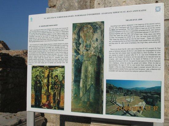 Selcuk Efes Kent Bellegi-History Museum: ikons
