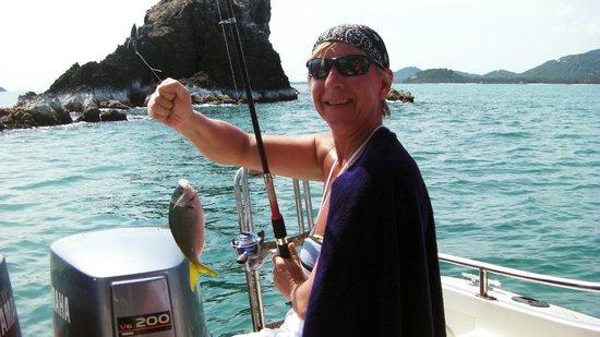 Tours Koh Taen - Private Day Tours: Fishing at Koh Taen