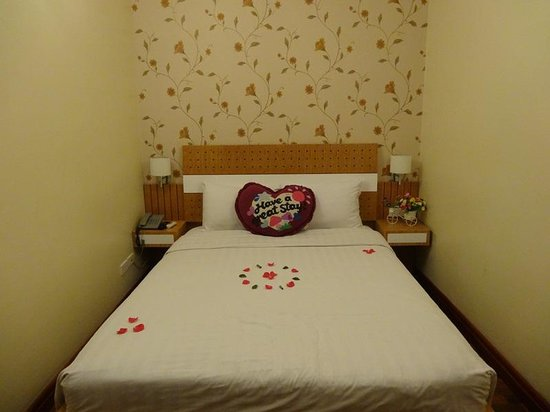 Hanoi Guest House: Double standard room