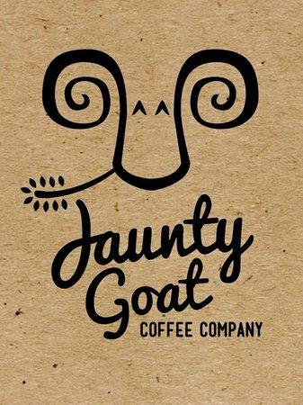 Jaunty Goat Coffee : Jaunty Goat Logo