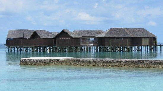 Lily Beach Resort & Spa: Spa