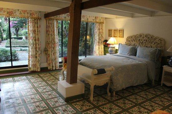 Baan Sang Pathum Villa: Ein Schlafzimmer in 2 Schlafzimmer Villa