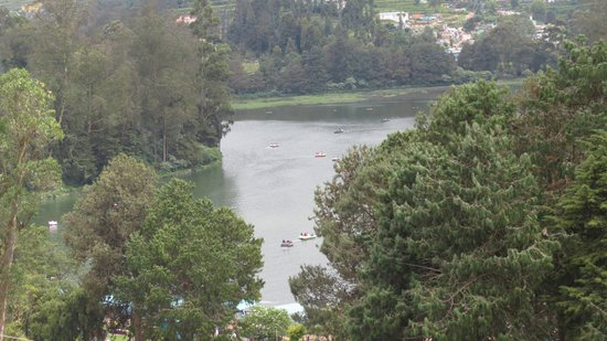 Hotel Darshan Ooty: Excellent  lake view