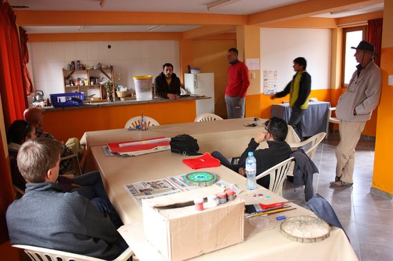 Hospedaje Turismo Caith : Visita alle comunità di Huancarani