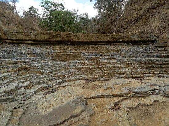 Ankarana Reserve: érosion